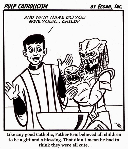 Pulp Catholicism 116
