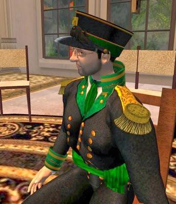 Victorian Fantasy  Black Seal 003