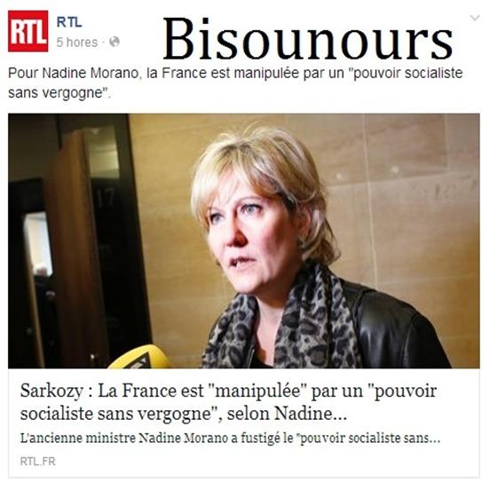 Sarkozy a la justícia francesa bisounours