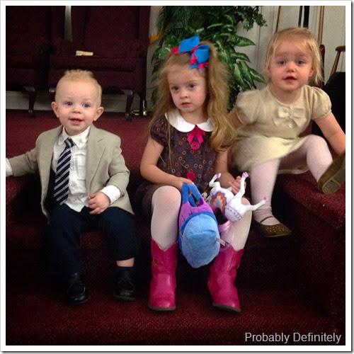 Everett, Sadie & Alana