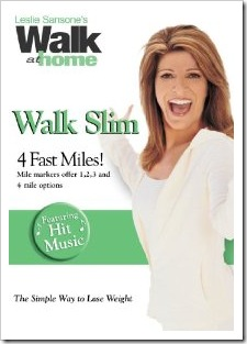 Walk Away the Pounds 4 Fast Miles