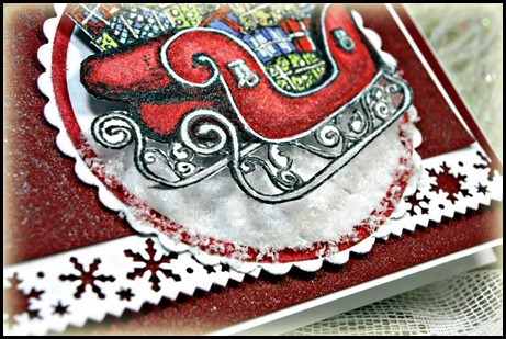 North Coast Creations, Santa's Sleigh