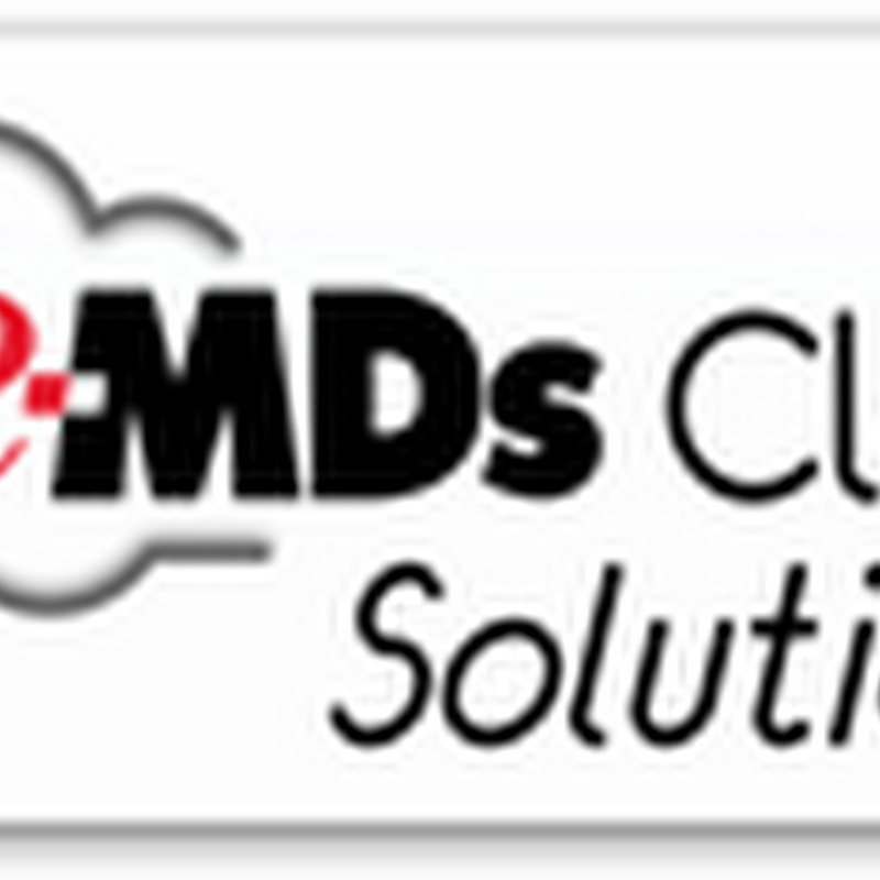e-MDs Launches Cloud-Based EHR/Practice Management System