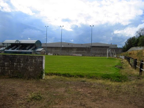 Firs Park Abandoned