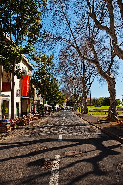 3. Фотопрогулка по улицам города. Улочки. Фуншал. Мадейра. Португалия. Круиз на Costa Concordia.