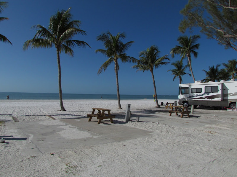 Rv Travels With Karen And Al Lovers Key State Park
