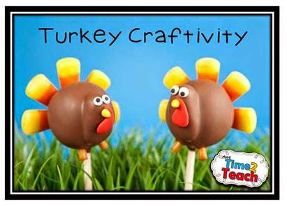 Turkey Pic Turkey Craftivity JPEG