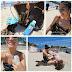 ▌試用 ▌陽光 沙灘 水 ♥ 夏天必備 - 露得清水肌因溼膚防曬噴霧(有影音檔唷!)