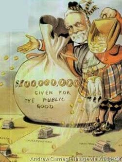 Carnegie-philantropist