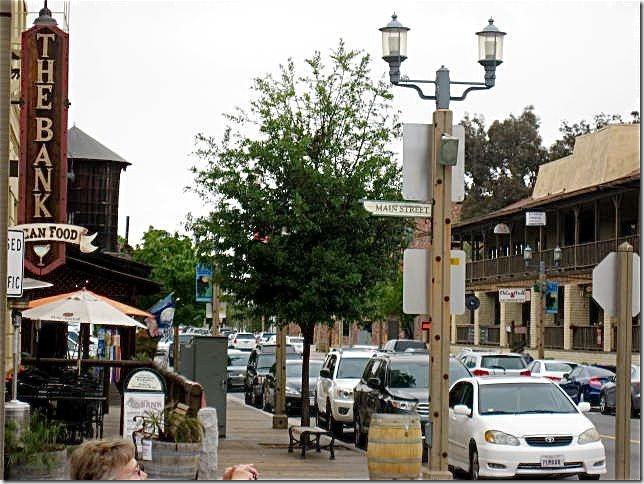 Temecula street scene