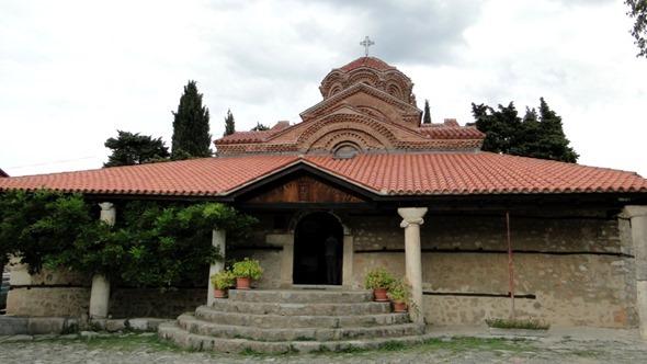 Igreja da Virgem de Peribleptos