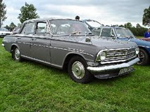 Vauxhall 1962 Cresta PB
