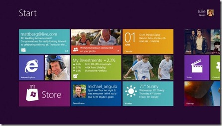 Top 5 Changes In Windows 8  On The First Video Preview Of Windows 8  Microsoft Introduces Windows 8 1