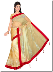 Snapdeal: Buy Printed & Designer Sarees at Flat 80% Off