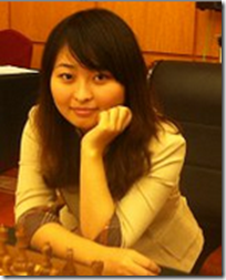 Ju Wenjun, CHN
