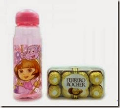 Giftease: Get Flat Rs.200 off on Chocolates on Rs. 599