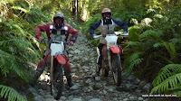Enduro-Wandern mit Linton und Bruce