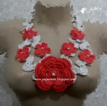 MAXI COLAR FLOWERS 5