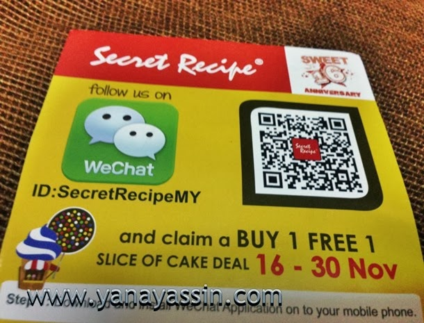 Wechat Secret Recipe  148