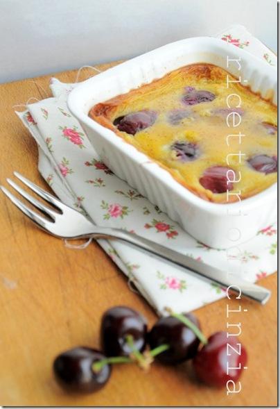 clafoutis tradizionali alle ciliegie