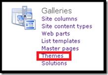 SharePoint Theme