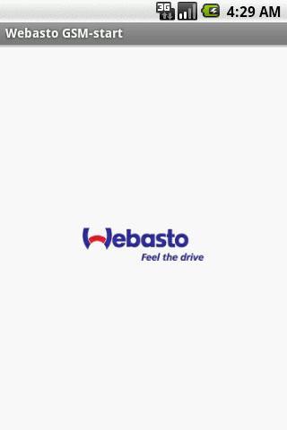 Webasto T91 för GSM-Start