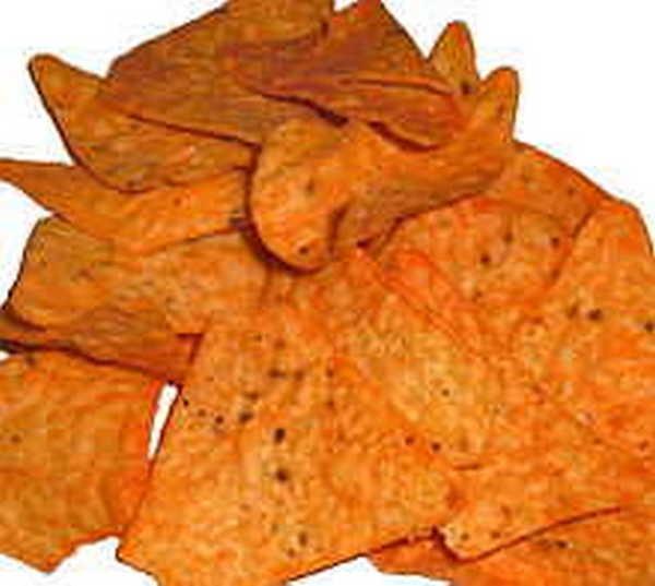 8- O Doritos foi feito primeiro na Disneylândia