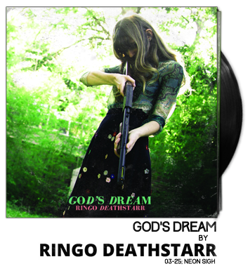 God's Dream by Ringo Deathstarr