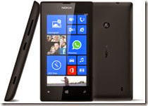 Gobol : Buy Nokia Lumia 520 (black) Factory Seconds At Rs.4299 only