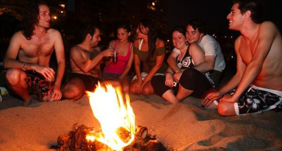 Noche de San Juan grupo