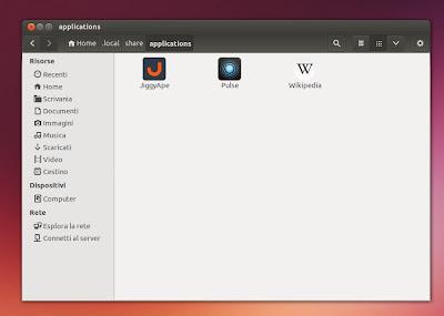 Firefox Marketplace - Rimuovere Applicazioni