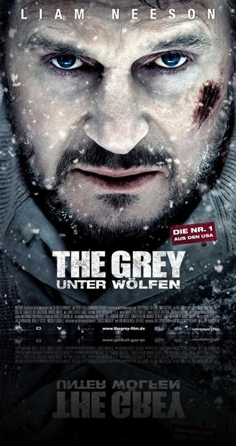 The Grey Unter Wölfen Poster Deutsch