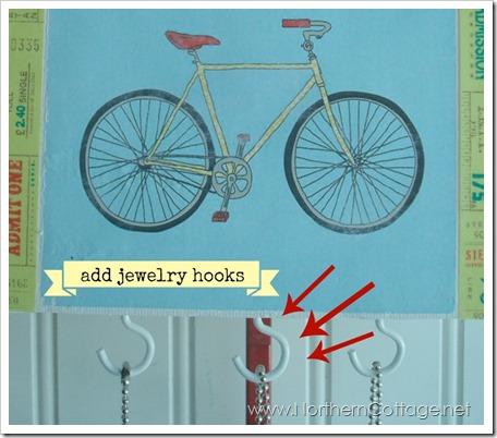 jewelry hooks !@NorthernCottage.net