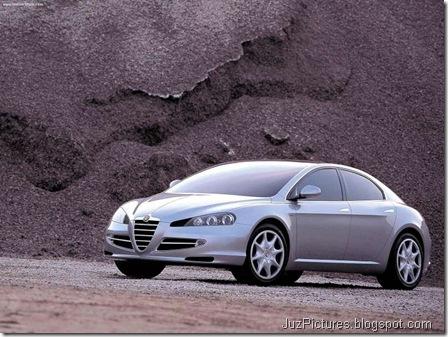 Alfa Romeo Visconti Concept ItalDesign (2004)2
