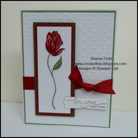 CS36, Sharon Field, Flores Suaves, Celebrando Creatividad, retired accessories, retired list, watercolor with markers, super saturday tutorial, creative-sketches, design team, challenge, shop online, online store, stampin up