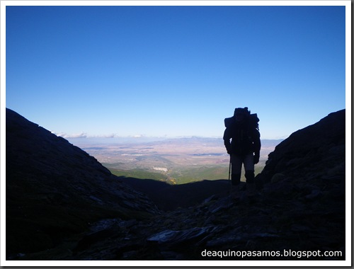 Picon de Jerez 3090m, Puntal de Juntillas y Cerro Pelao 3181m (Sierra Nevada) (Isra) 2722