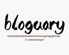 Bloguary 2015-1