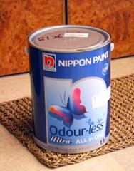 Harga Cat Tembok Nippon Paint terbaru 2013