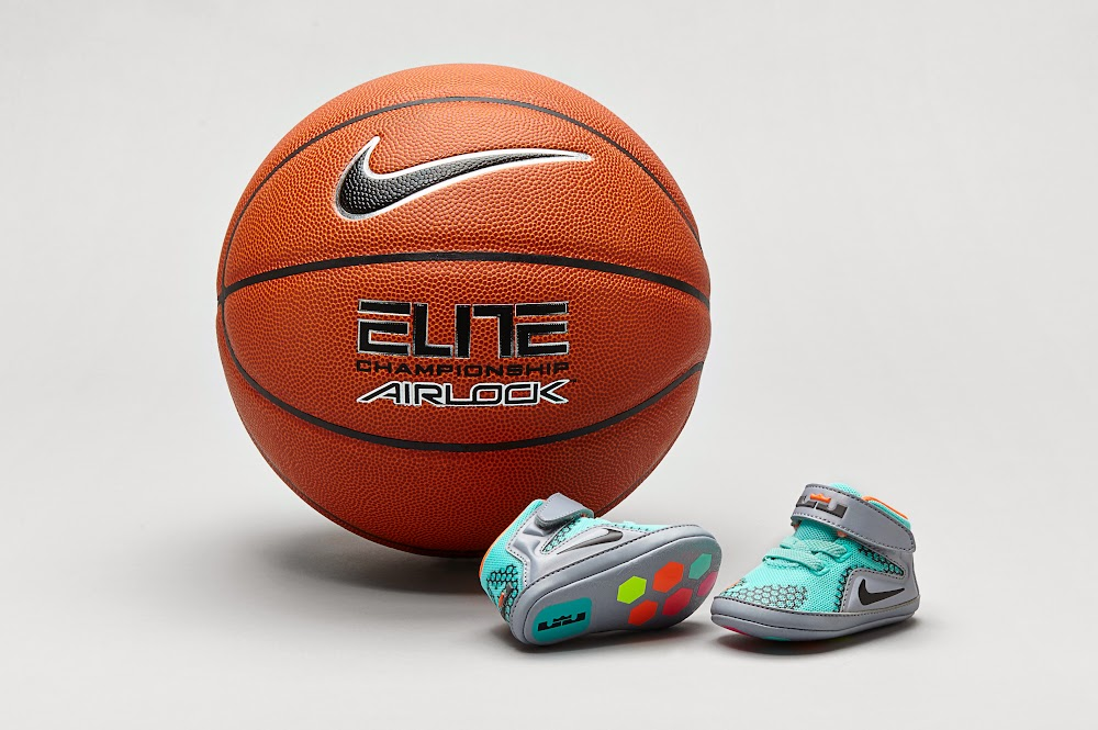 ... nike engineered the lebron xii for young atheletes too ...