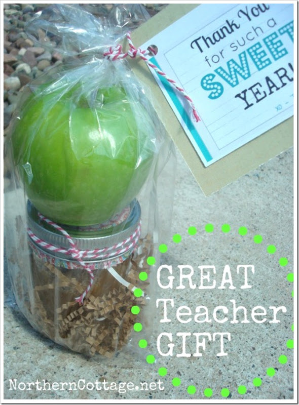northern cottage teacher gift