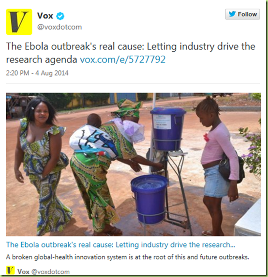 vox ebola