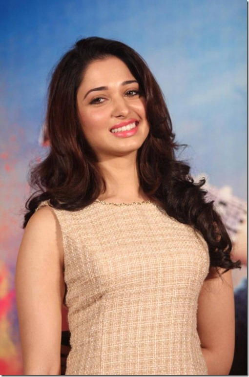 Tamanna Latest Pictures at Himmatwala Trailer Release
