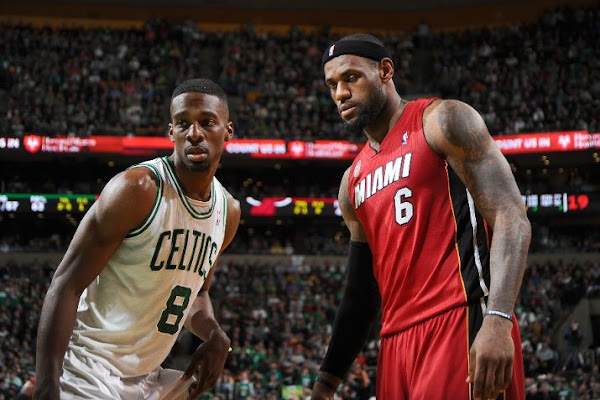 LeBron Burries Celtics as Miami Heat Extend Winning Streak to 23