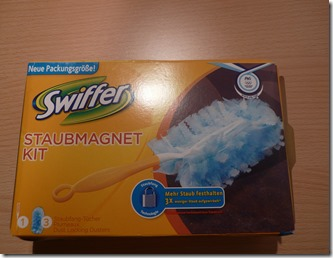 Swiffer Packung