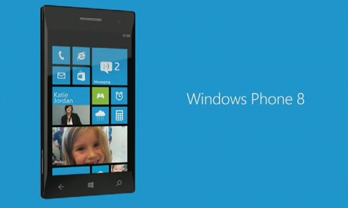 Windows Phone 8 Banner