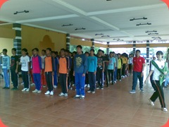 Calon Paskibraka Indonesia Kabupaten Kuantan Singingi 6
