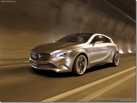 Mercedes-Benz A-Class Concept4