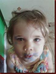 chalk baby