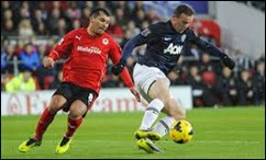 Manchester United y Cardiff City