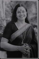 bhagyalakshmi_black and white photo